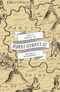 Jacket Image For: Albion's Glorious Ile: Shropshire to Buckinghamshyre Volume 2