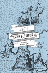 Jacket Image For: Albion's Glorious Ile: Cornwal to Worestshyre Volume 1