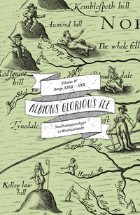 Jacket Image for the Title Albion's Glorious Ile: Northamptonshyre to Westmorlande Volume 4