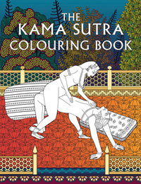 Jacket image for The Kama Sutra Colouring Book