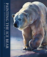 Jacket Image for the Title Painting the Ice Bear
