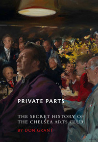 Jacket Image for the Title Private Parts