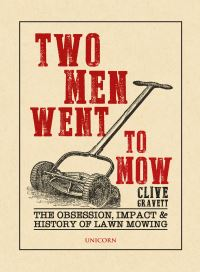 Jacket Image For: Two Men Went to Mow