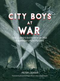 Jacket Image for the Title City Boys At War