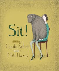 Jacket Image For: Sit!