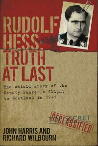 Jacket image for Rudolf Hess