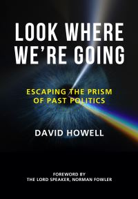 Jacket Image For: Look Where We're Going