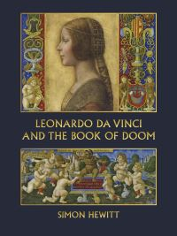 Jacket Image for the Title Leonardo da Vinci and The Book of Doom