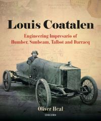 Jacket Image For: Louis Coatalen