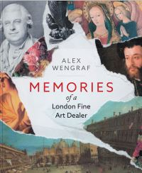 Jacket Image For: Memories of a London Fine Art Dealer