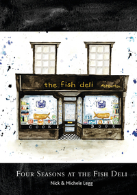 Jacket image for Four Seasons at the Fish Deli