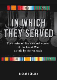 Jacket Image For: In Which They Served