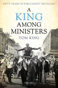 Jacket Image For: A King Among Ministers