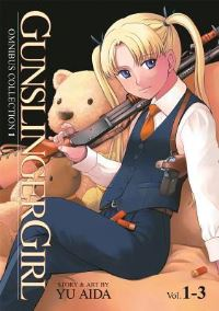 Jacket Image For: Gunslinger Girl Omnibus Collection 1 v. 1-3