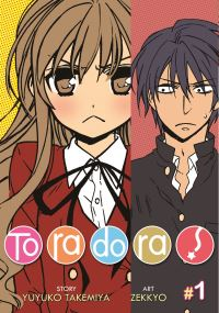 Jacket Image For: Toradora! v. 1