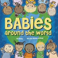 Jacket Image For: Babies Around The World