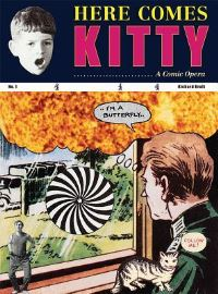 Jacket image for Richard Kraft - Here Comes Kitty