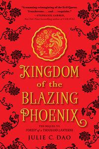 Jacket Image For: Kingdom of The Blazing Phoenix