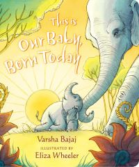 Jacket Image For: This Is Our Baby, Born Today