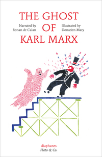 Jacket image for The Ghost of Karl Marx