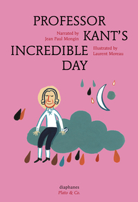 Jacket image for Professor Kant's Incredible Day
