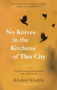 Jacket image for No Knives in the Kitchens of This City