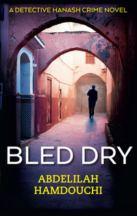 Jacket image for Bled Dry