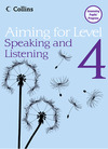 Aiming for level 4 speaking and listening
