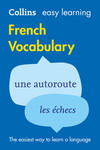 Collins French vocabulary