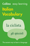 Collins Easy Learning Italian - Easy Learning Italian Vocabulary