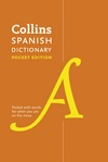 Collins pocket Spanish dictionary.