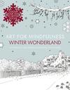 Art for mindfulness. Winter wonderland