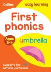 First phonics. Ages 3-5