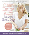 Clean eating Alice...