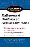 Mathematical handbook of formulas and tables