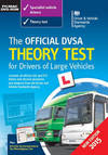 The Official DVSA theory test for drivers of large vehicles DVD-ROM