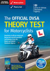 The official DVSA theory test for motorcyclists DVD
