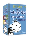 Diary of a Wimpy Kid: Box of Books (books 1-6)