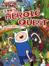 Finn's heroic quest