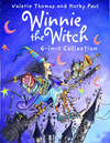 Winnie the witch 6 -in - 1 collection
