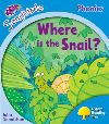 Where is the snail?