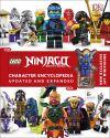LEGO Ninjaga, Masters of Spinjitzu, character encyclopedia