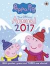 Peppa Pig: Official Annual 2017.