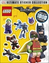 The LEGO¬ BATMAN MOVIE Ultimate Sticker Collection
