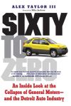 """Sixty to Zero"" by Alex Taylor (author)"
