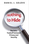 """Nothing to Hide"" by Daniel J. Solove (author)"