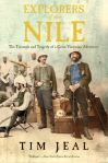 """Explorers of the Nile"" by Tim Jeal (author)"