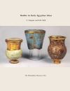 """""""Studies in Early Egyptian Glass"""" by Christine Lilyquist (author)"""