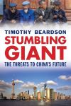 """Stumbling giant"" by Timothy Beardson (author)"