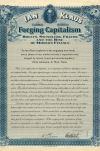 """Forging Capitalism"" by Ian Klaus (author)"